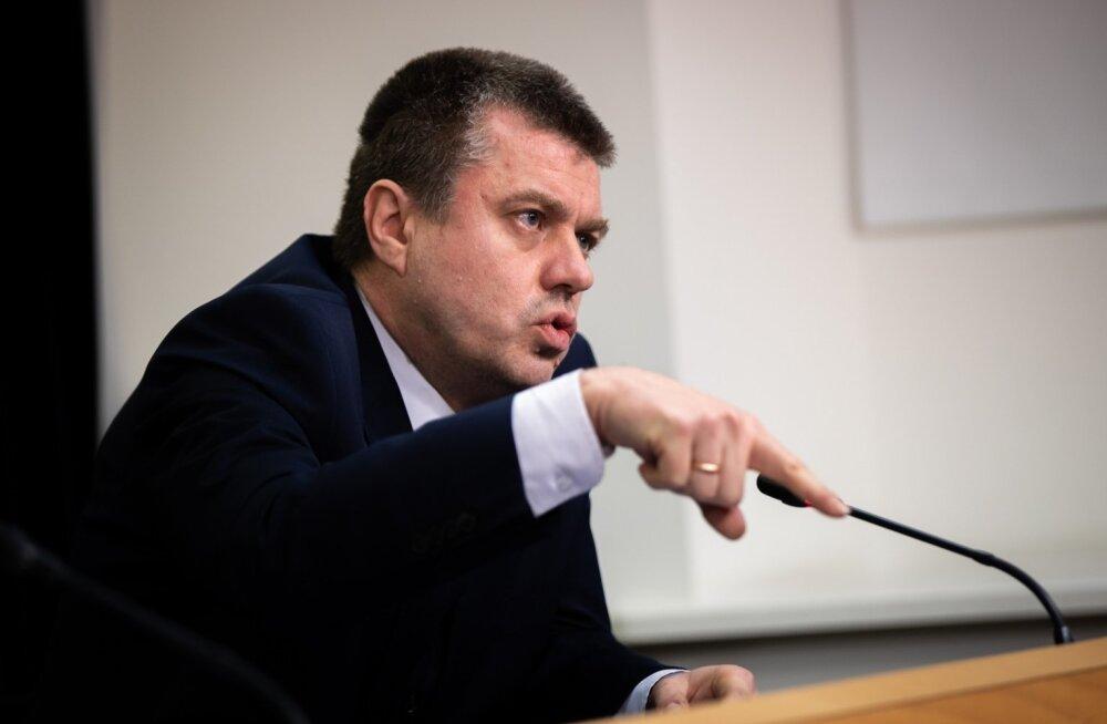 Välisminister Urmas Reinsalu sõnul on Venemaale tehtavad järeleandmised märk lääne jõuetusest.