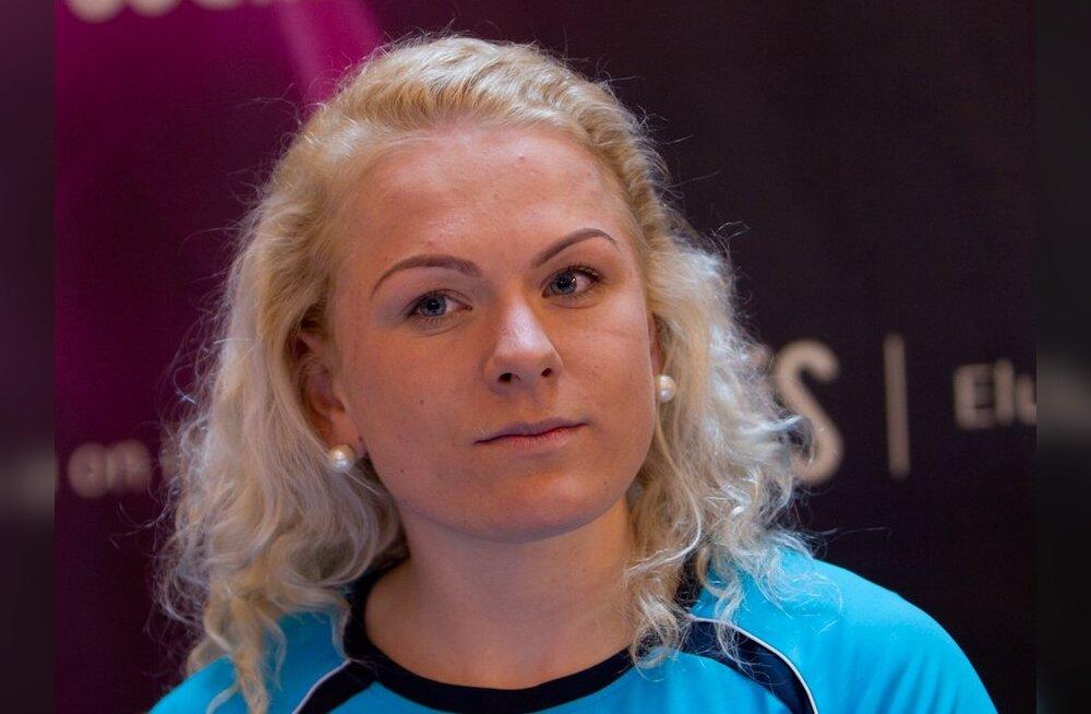 Kaisa Pajusalu tegi sõudmise MK-etapil uhke sõidu ja jõudis poolfinaali