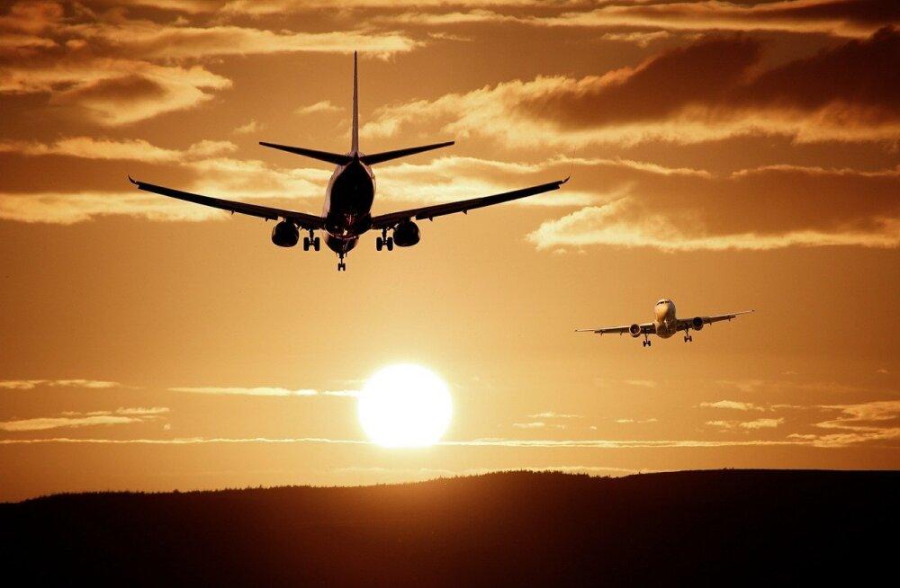 USKUMATU   Hämarad saladused, mida tavalised reisijad lennukis toimuva kohta ei tea