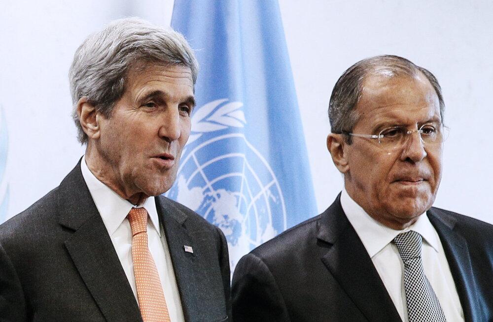 """Lavrov: USA uskus Krimmi referendumi tulemusi, aga tahtis """"moepärast"""" uut rahvahääletust"""