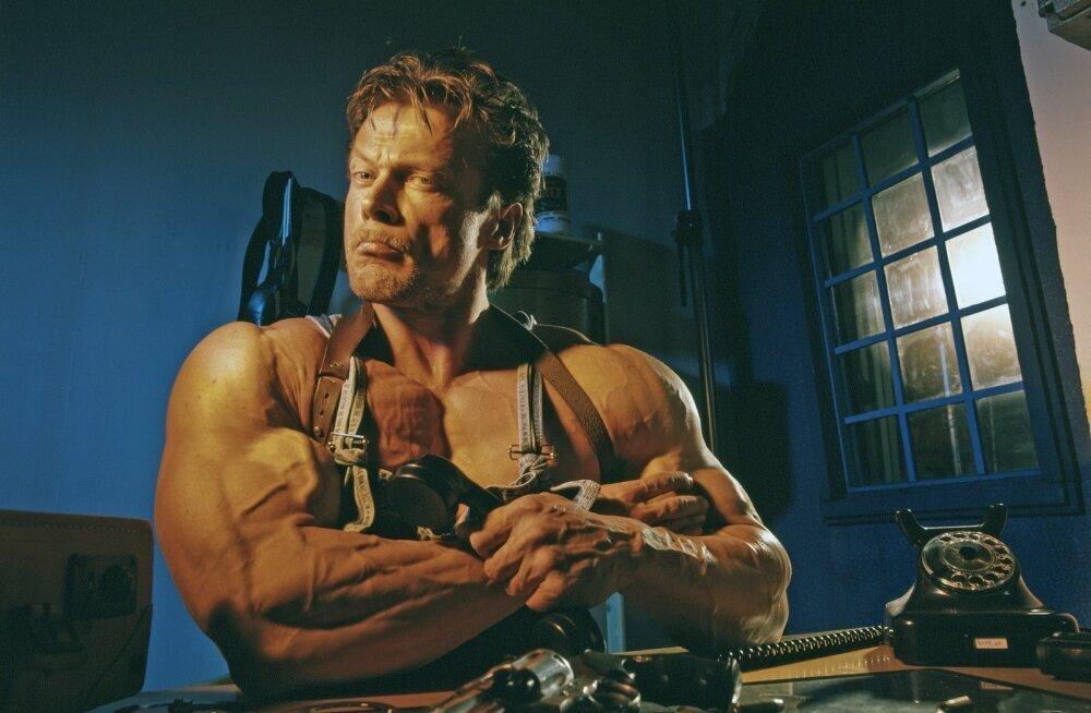 """""""Ma tean sind. Sa oled Venemaalt, eks?"""" ehk kuidas Arnold Schwarzenegger Eesti parima kulturistiga kohtus"""