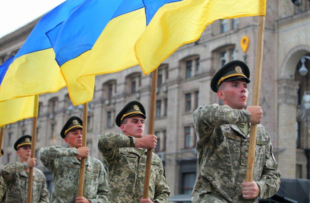 Украина готовится встретить очередную годовщину независимости грандиозным парадом