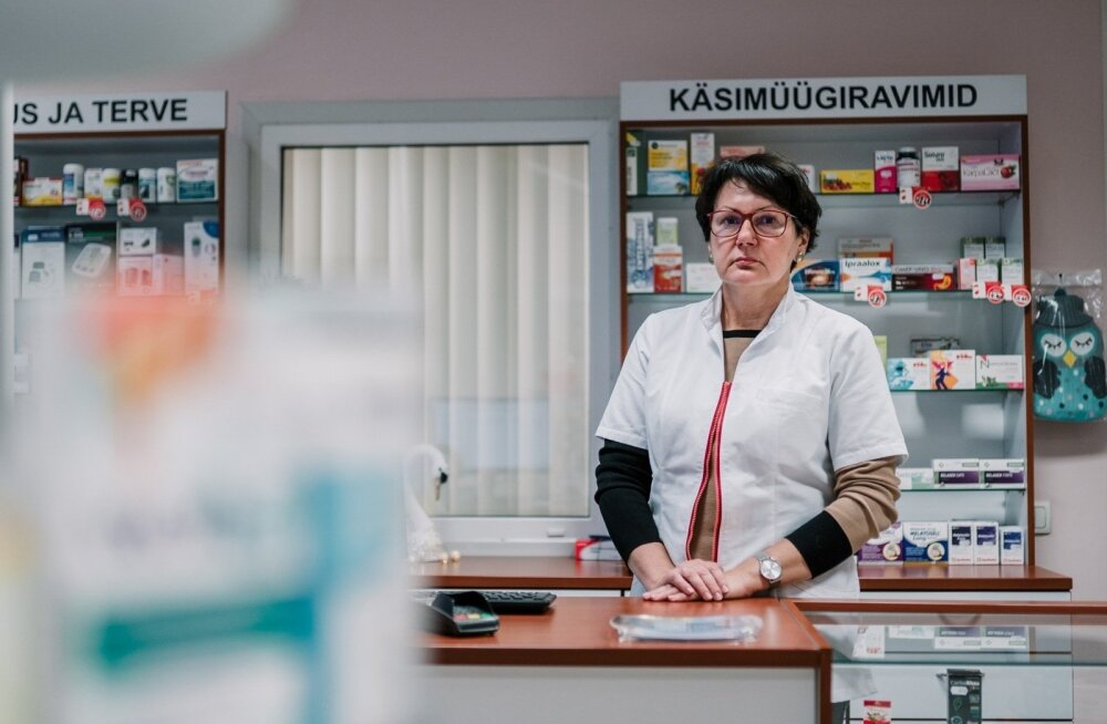 В Эстонии наблюдаются перебои с каждым десятым лекарственным препаратом. Аналоги либо стоят больше, либо не работают