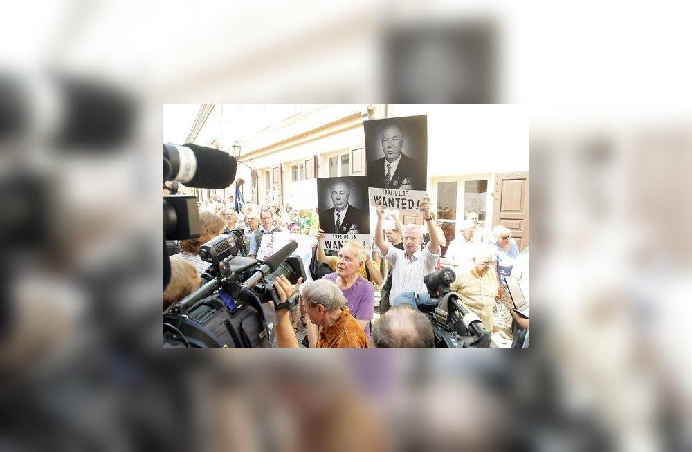 Leedu justiitsminister: Austria pidanuks Golovatovi vahistama