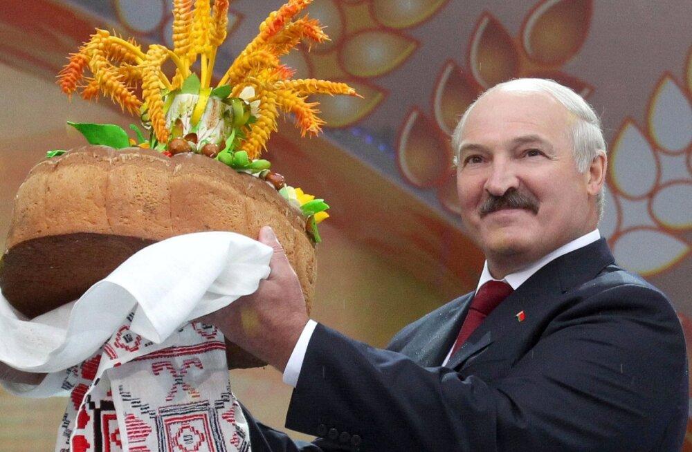 Valgevene president Aljaksandr Lukašenka