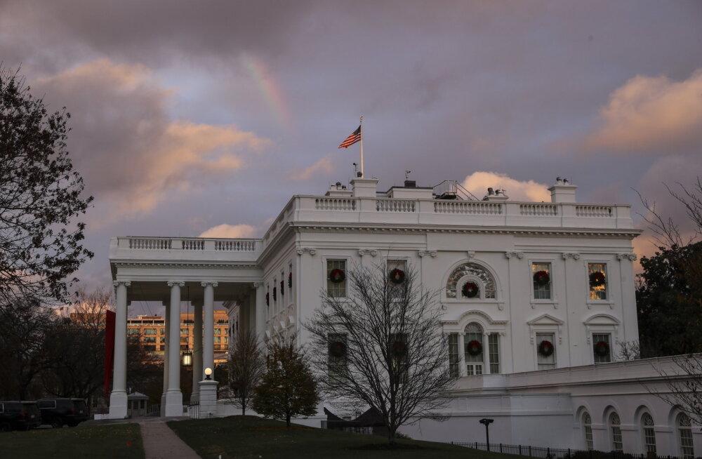 USA justiitsministeerium uurib võimalikku Valge Maja altkäemaksu eest armuandmise skeemi