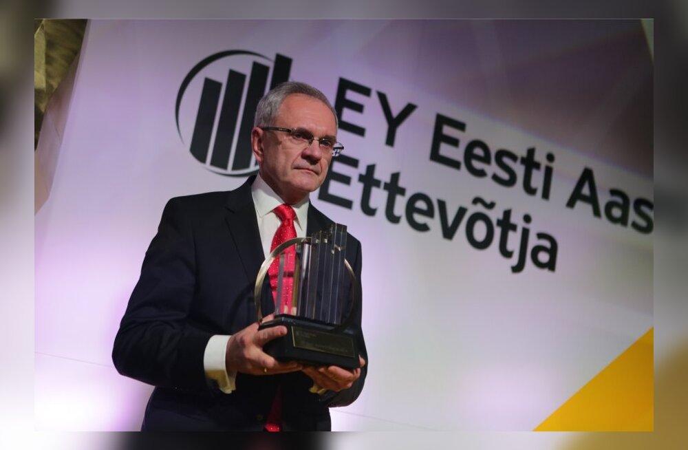 Eesti Aasta Ettevõtja 2014 Jüri Raidla.
