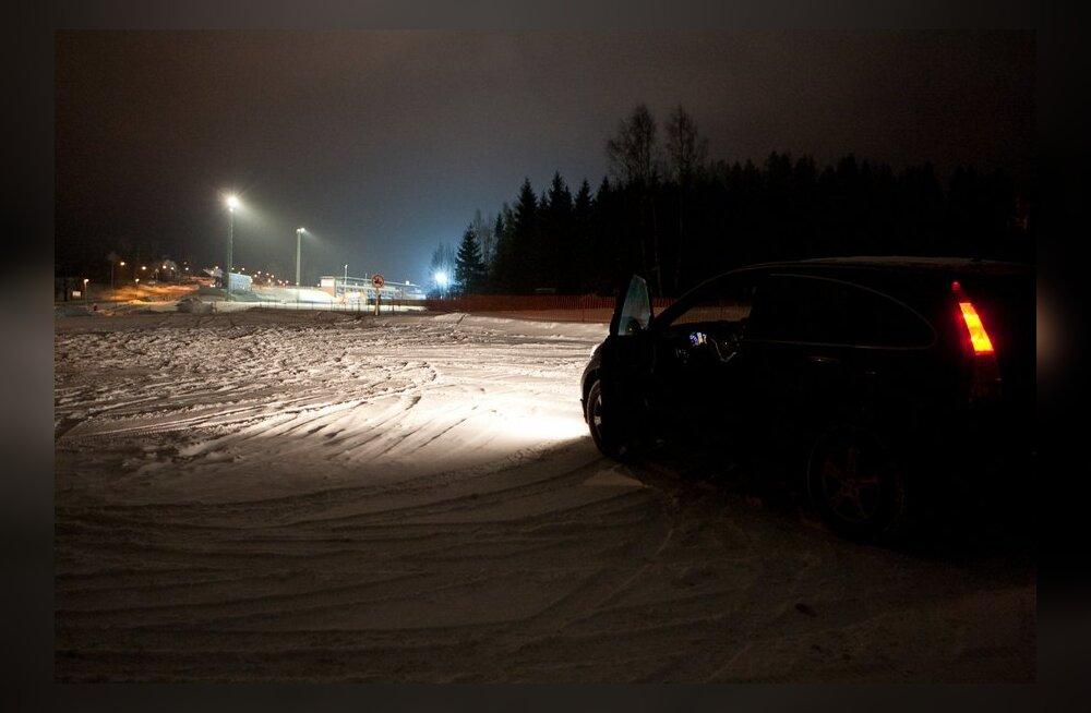 FOTOD: Nädalavahetuse parkimiskorraldus Otepääl: kuhu saab, kuhu mitte?
