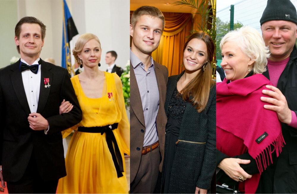 TOP 5   Nõiaskandaal, balletitüli ja 17-aastane üksikema! Loe, millised skandaalsed armukolmnurgad on Eesti avalikkust raputanud