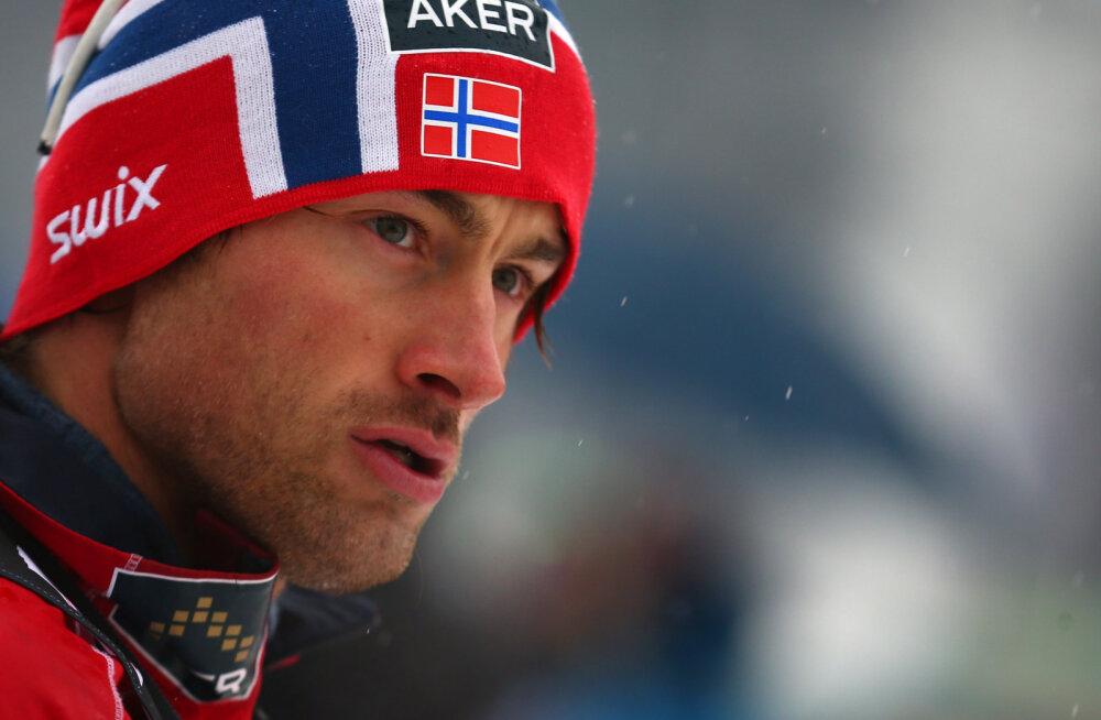 Petter Northug näitas Norra koondisele isegi karjääri lõpetamise järel trääsa