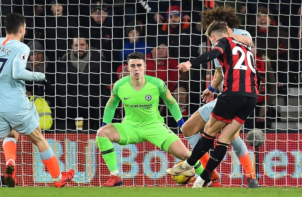 Bournemouth vs Chelsea