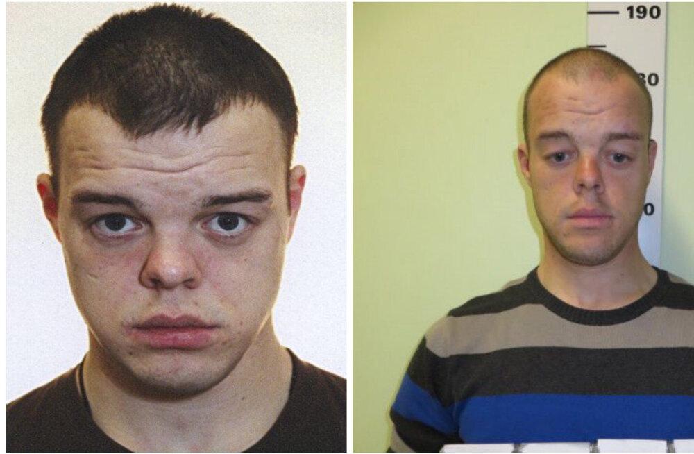 Полиция задержала разыскиваемого ранее Сергейса
