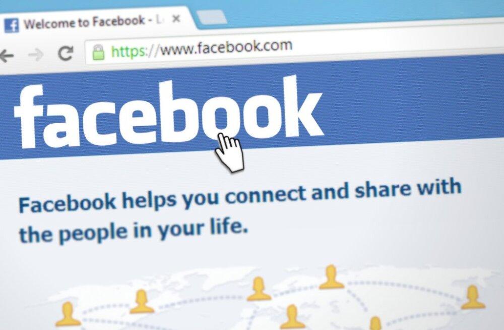 Facebook omandas plokiahela tehnoloogiaga tegeleva idufirma