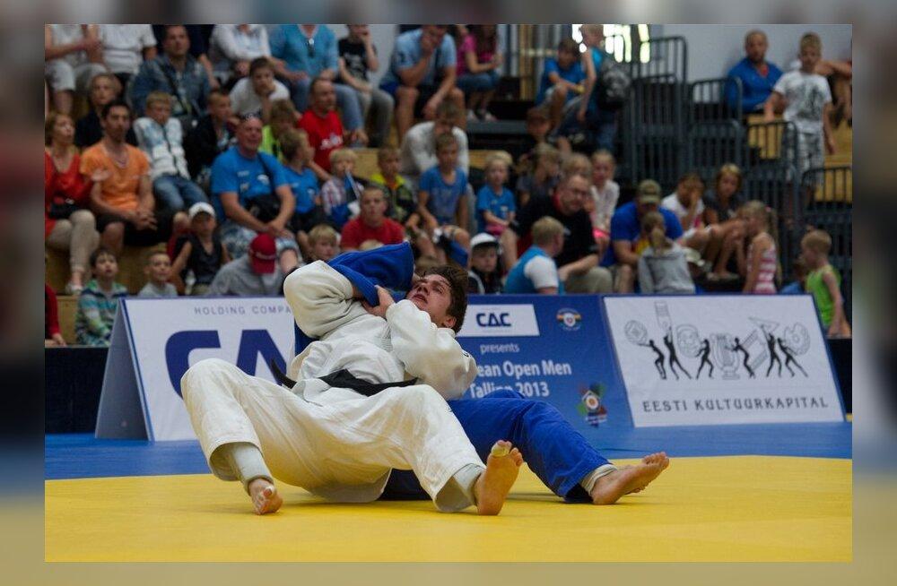 Judo MK- etapp