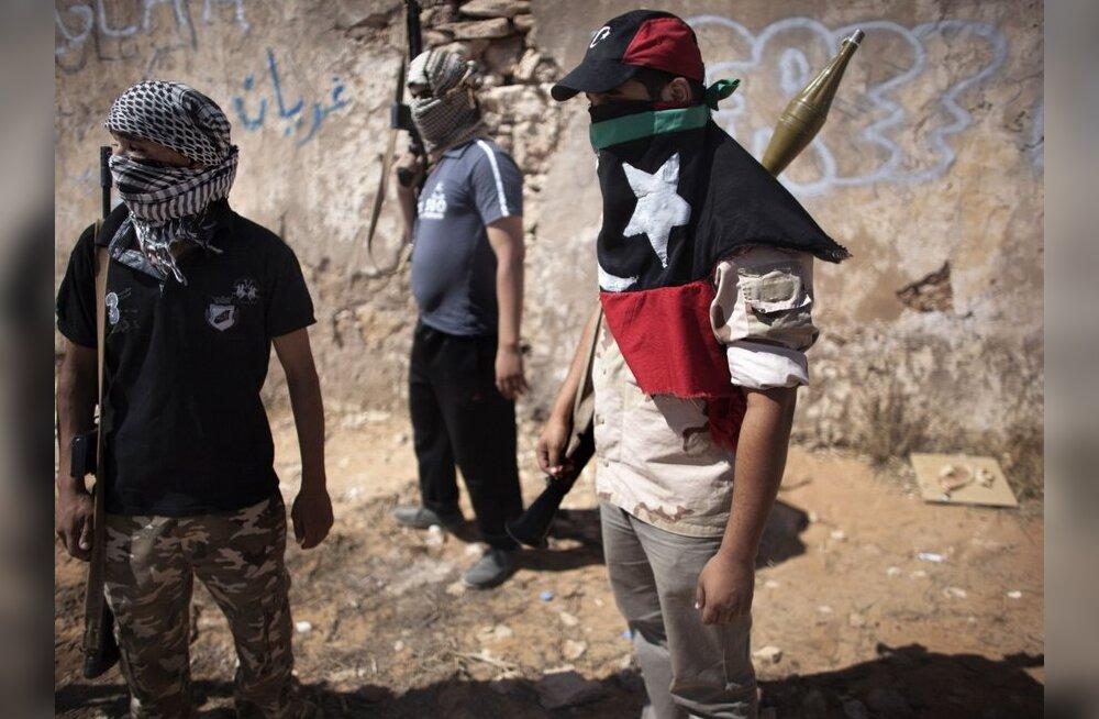 Liibüa mässulised