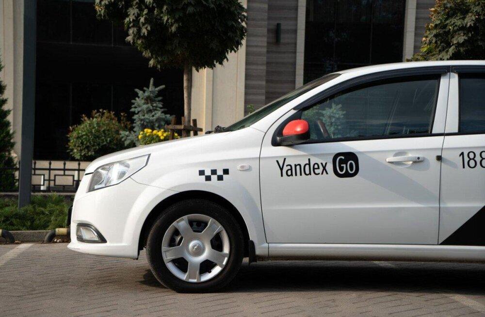 Yandex Go запустило в Эстонии дополнительное бесплатное страхование пассажиров и водителей