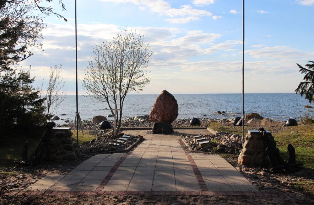 Юминда — страшное военное прошлое живописного побережья Эстонии