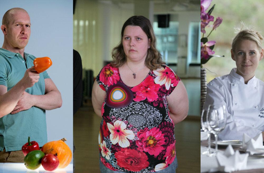 TELEHUNT: Treener versus paksuke ehk keda pidada kaalusaate tõeliseks luuseriks?