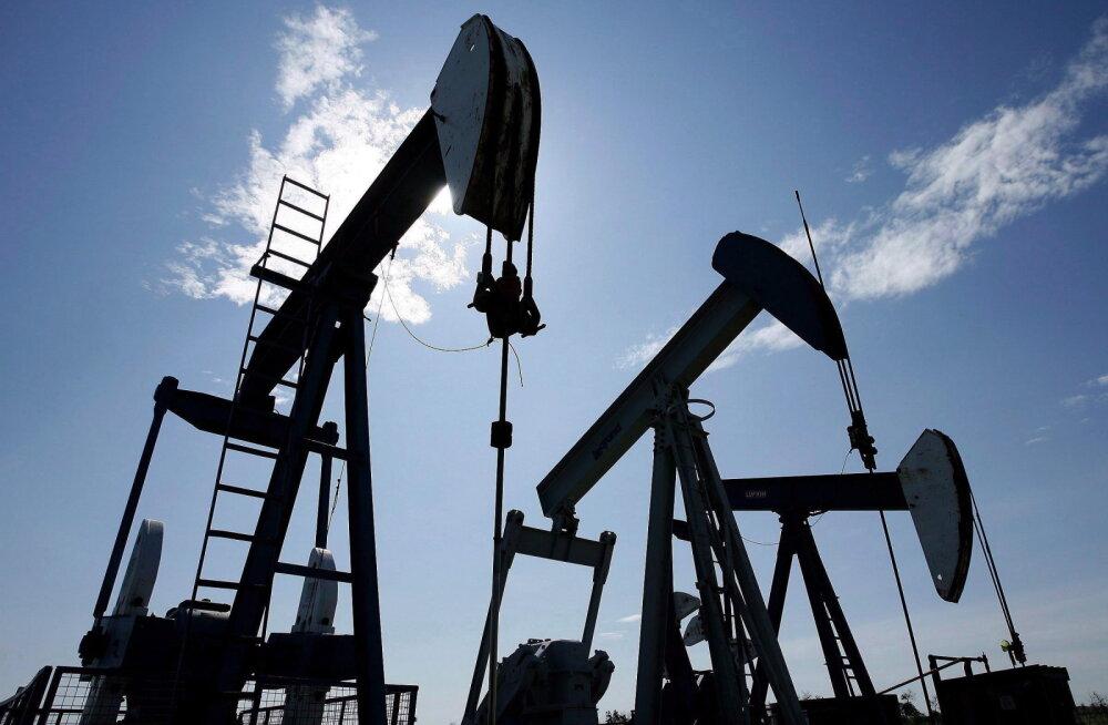 Nafta hinnad tõusid viie kuu kõrgeimale tasemele