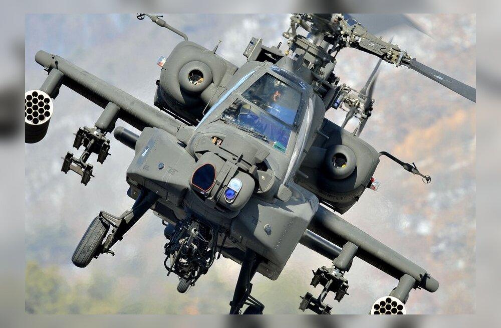 Pentagon tellis 2,6 miljardi dollari eest lahingumoona
