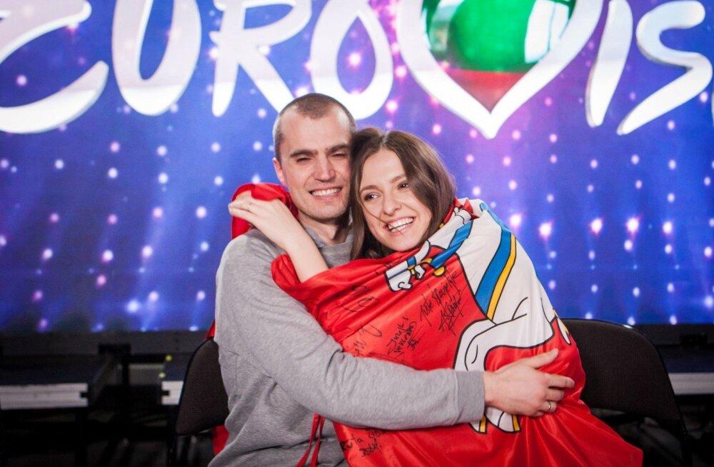 Представительница Литвы на Евровидении: об интригах, Ведах и вегетарианстве
