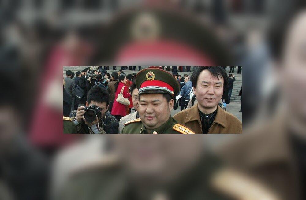 Mao pojapoeg sai Hiina noorimaks kindralmajoriks