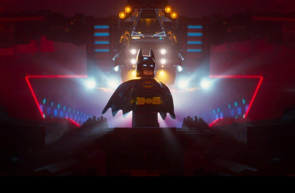 """TREILER: """"Lego Batman Film"""" muudab superkangelasefilmid taas lõbusaks"""