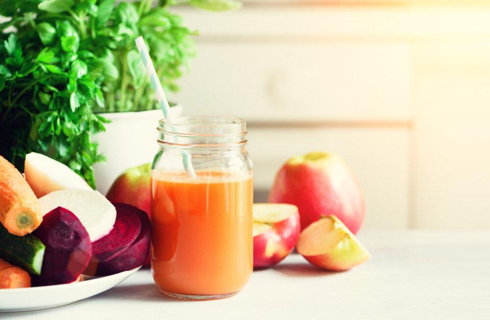 Seda lihtsat nõksu kasutades saad kerge vaevaga puuviljadest ja marjadest värske mahla