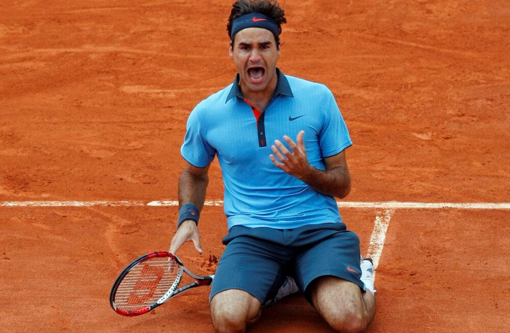 Roger Federer avaldas, kuidas ta on nii kaua püsinud tipus