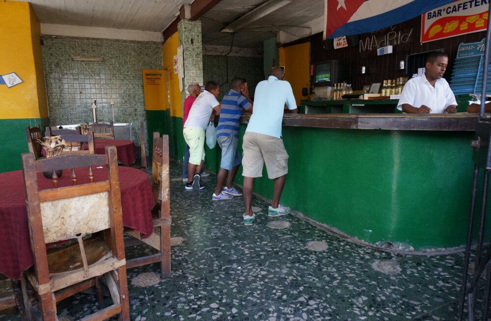 Eestlane Havannas: rändurid, kiirustage Kuubale, kuni see on veel oma nägu!