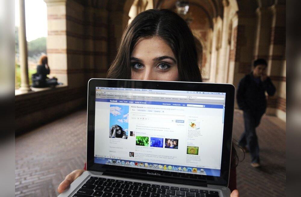 Facebooki välimääraja: oled sa patsient, suhtlusviirus või virtuaaltäkk?