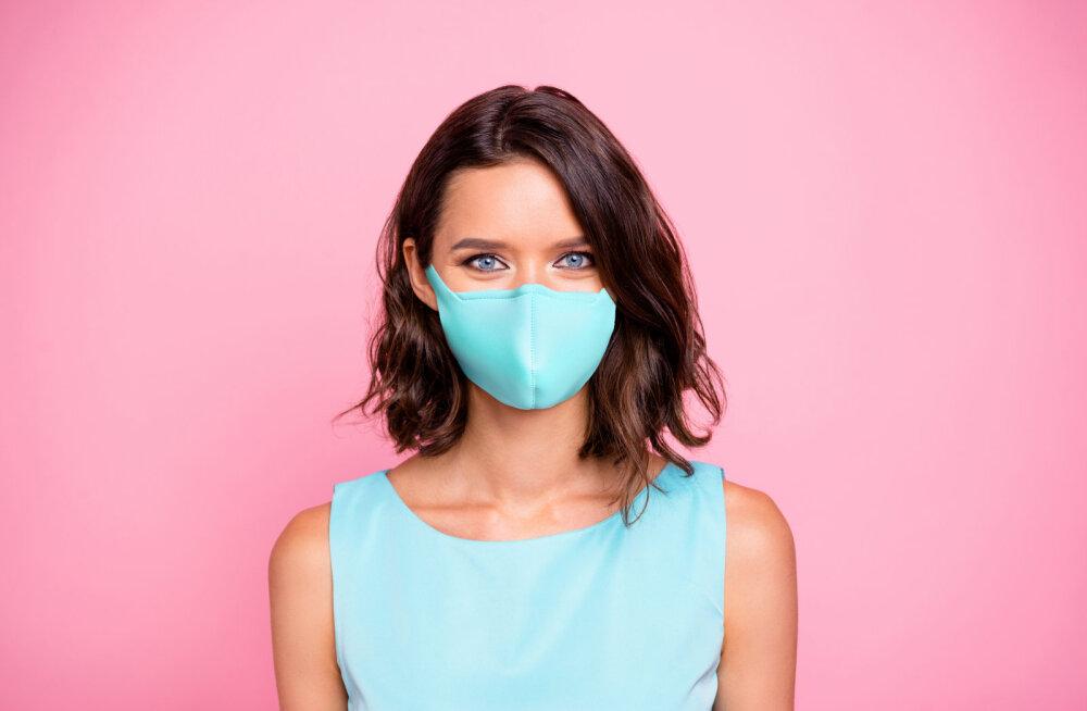 Kosmeetik annab nõu: kuidas turgutada oma näonahka maski kandmise ajal?