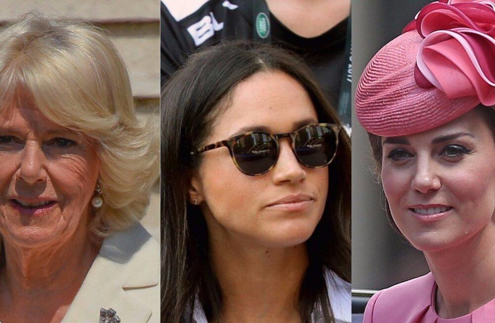 Ühine vaenlane: Kate ja Camilla üritavad prints Harry armuloole kriipsu peale tõmmata?