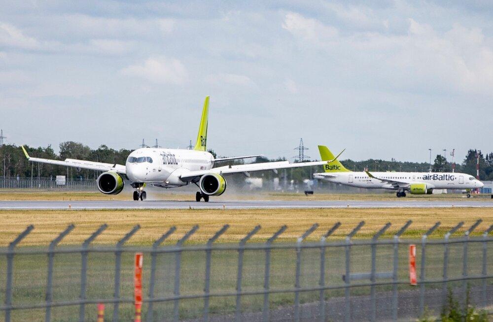 airBaltic восстанавливает прямые рейсы между Таллинном и Копенгагеном