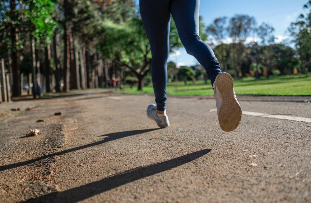 See on põhjus, miks sa peaksid tegema iga päev vähemalt 10 000 sammu