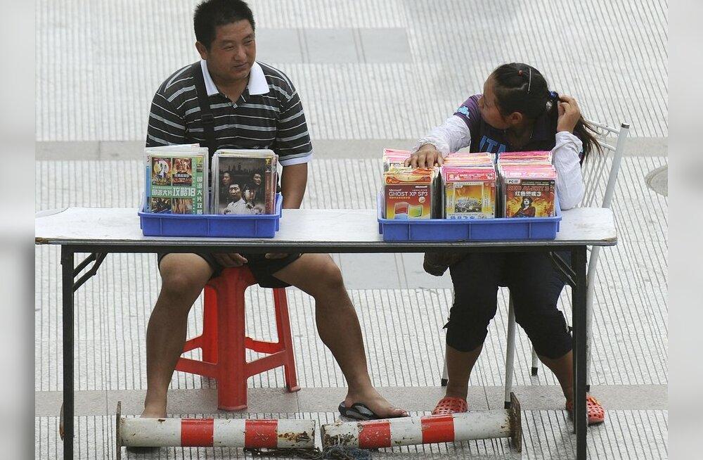Kaubandussõda: USA tõstab Hiina rehvide tollimaksu, Hiina kaitseb piraate