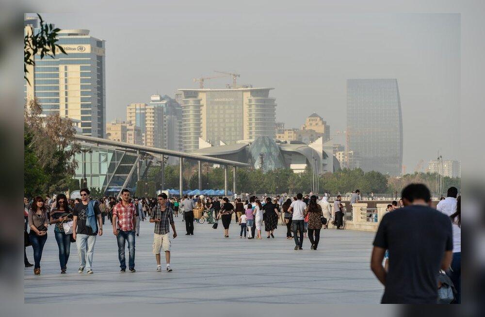 Nijazi Gadzijev: Aserbaidžaan on oma regiooni kõige kiiremini arenev riik