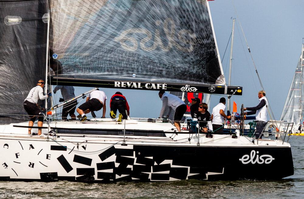 Üllatused Danske Bank ORC klassi avamerepurjetamise Eesti Meistrivõistluste avamereetapil