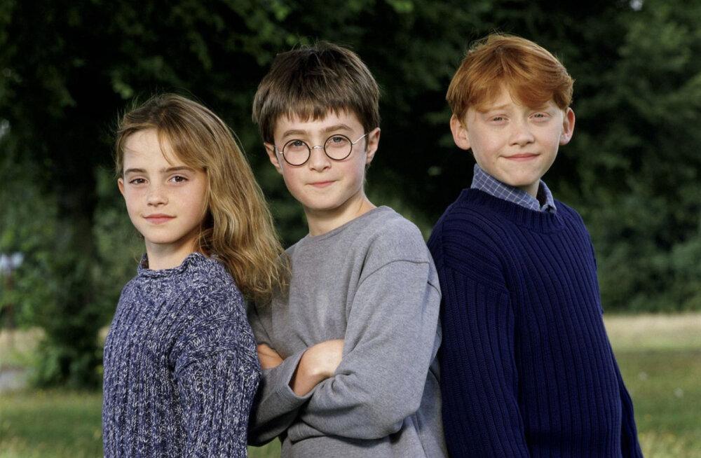 Harry Potterist kõrini? Tere tulemast tema kaubamajja!