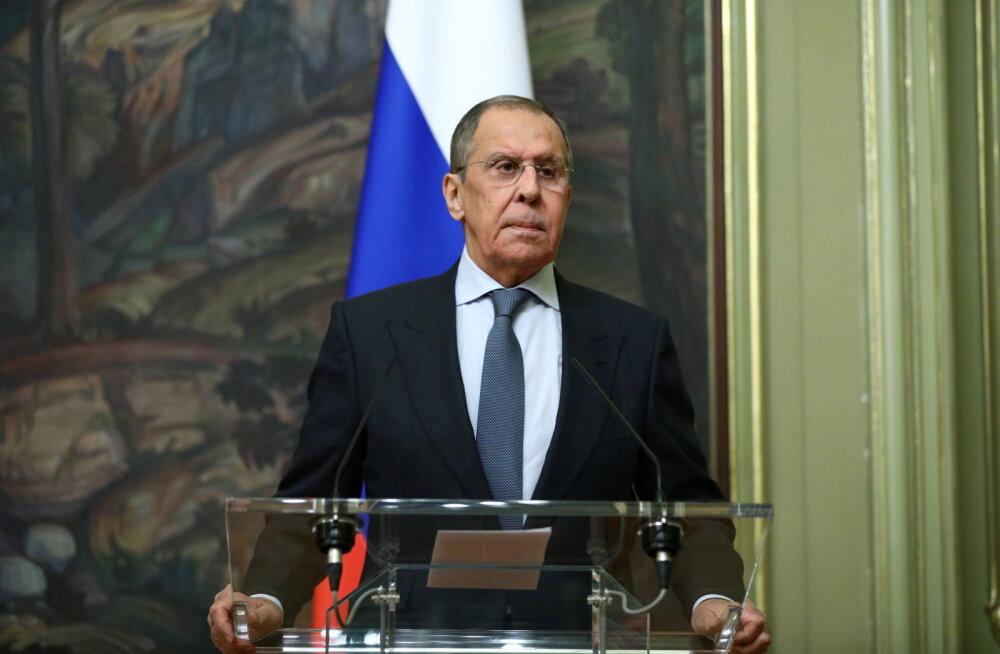 Lavrov: Lääne reaktsioon Navalnõi vahistamisele on mõeldud tähelepanu kõrvalejuhtimiseks liberaalse arengumudeli kriisilt