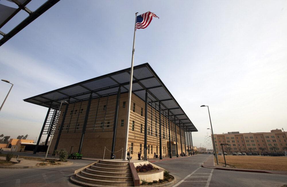 USA andis kogu oma mittehädavajalikule personalile korralduse Iraagist lahkumiseks