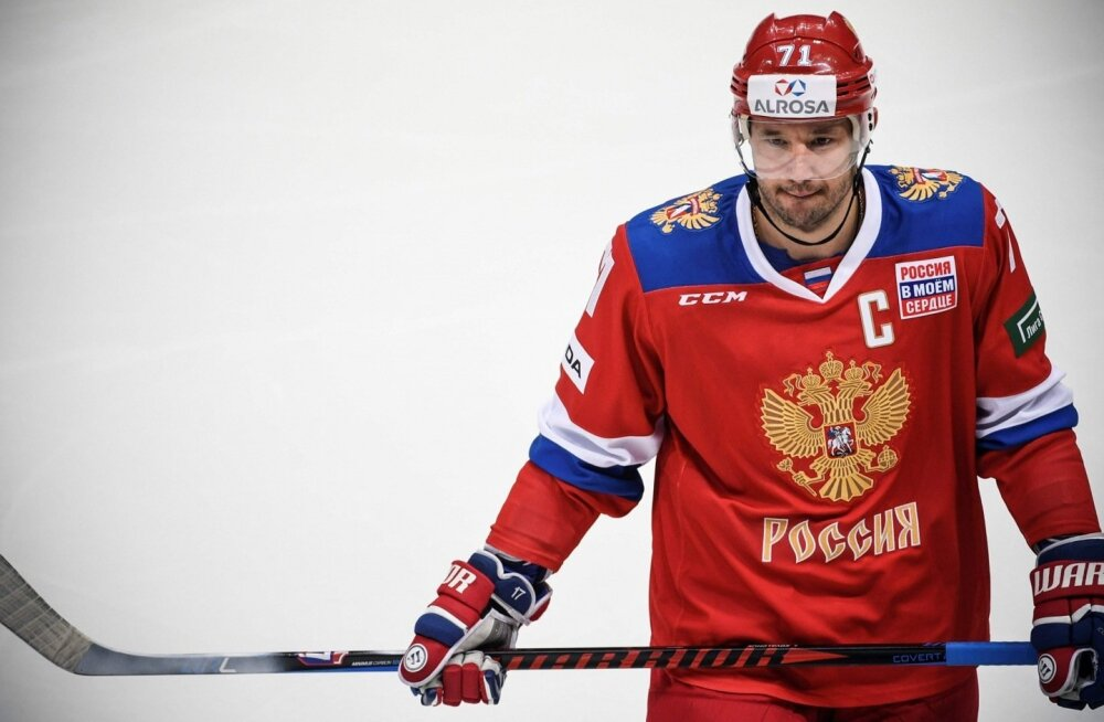 Ilja Kovaltšukil lasub kohustus viia Venemaa sportlaste meeskond olümpiavõitjaks.