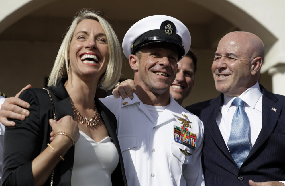 USA mereväelane mõisteti Islamiriigi sõduri tapmises õigeks
