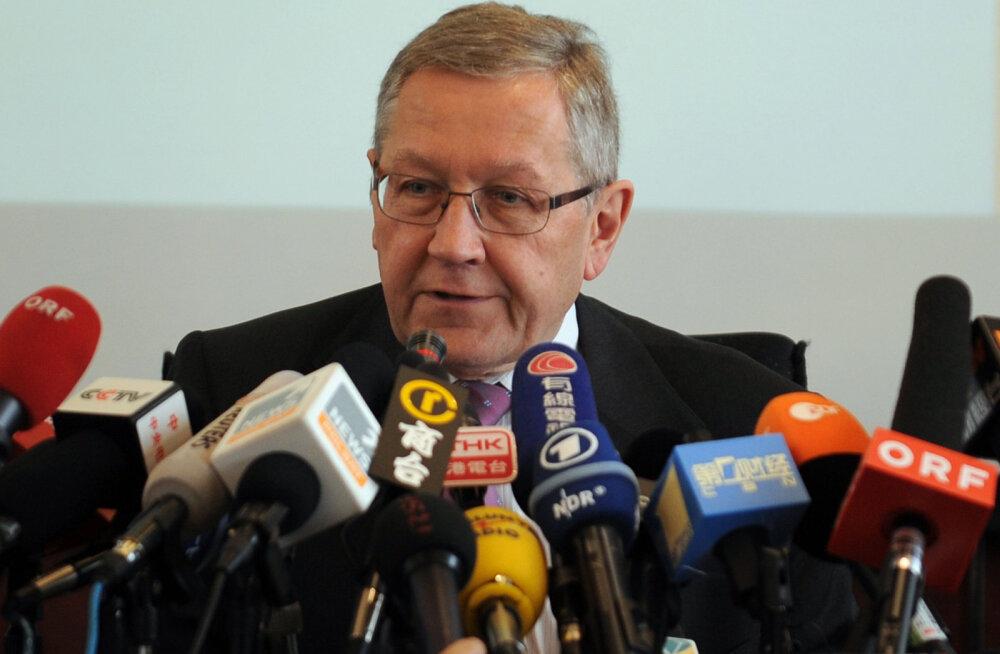 Euroopa tahab uut liiki kriisis kasutada stabiilsusmehhanismi hiiglasuuri vahendeid