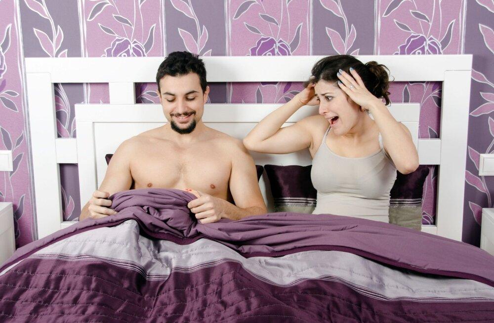 О чем мечтают женщины. Шесть сексуальных фантазий