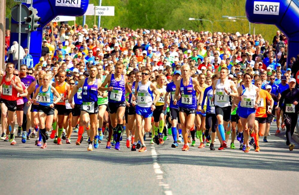 Tartu Kevadjooks toob starti olümpiakoondislased