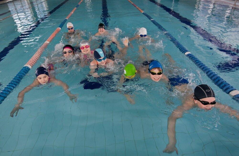 LOO JÄLGEDES: Koolide ujumisõpetus saab 2018. aastast miljon eurot lisaks