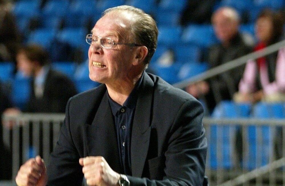 Korvpallitreener Allan Dorbek