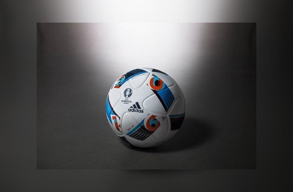 Võida ametlik EMi jalgpall!