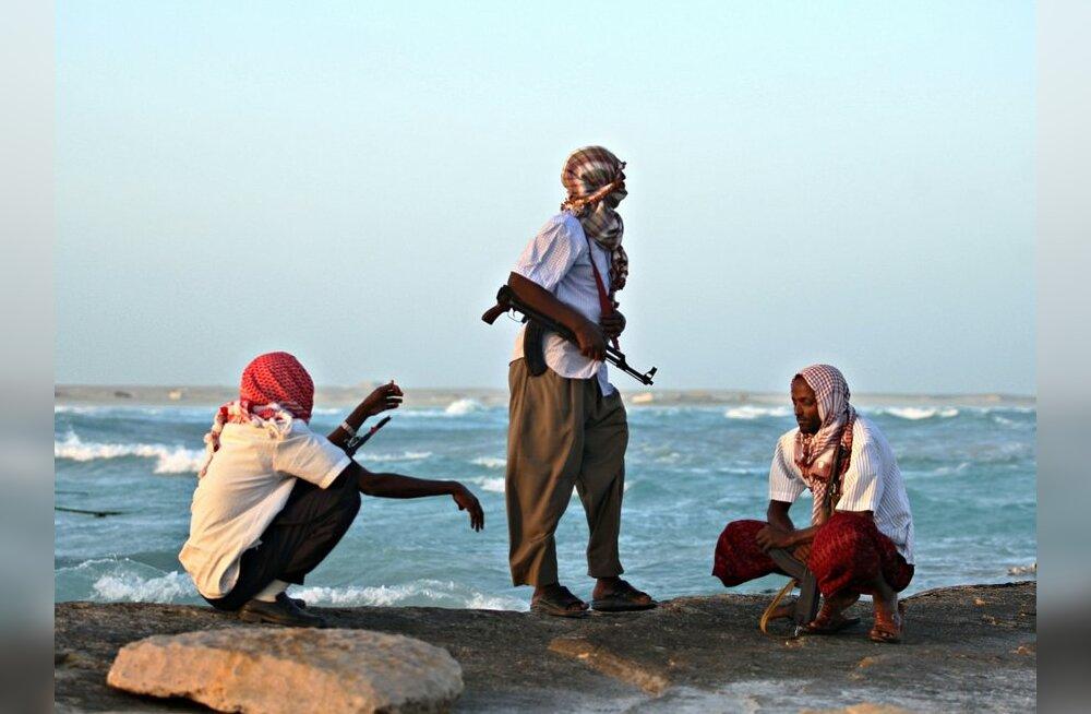 Somaalia piraadid